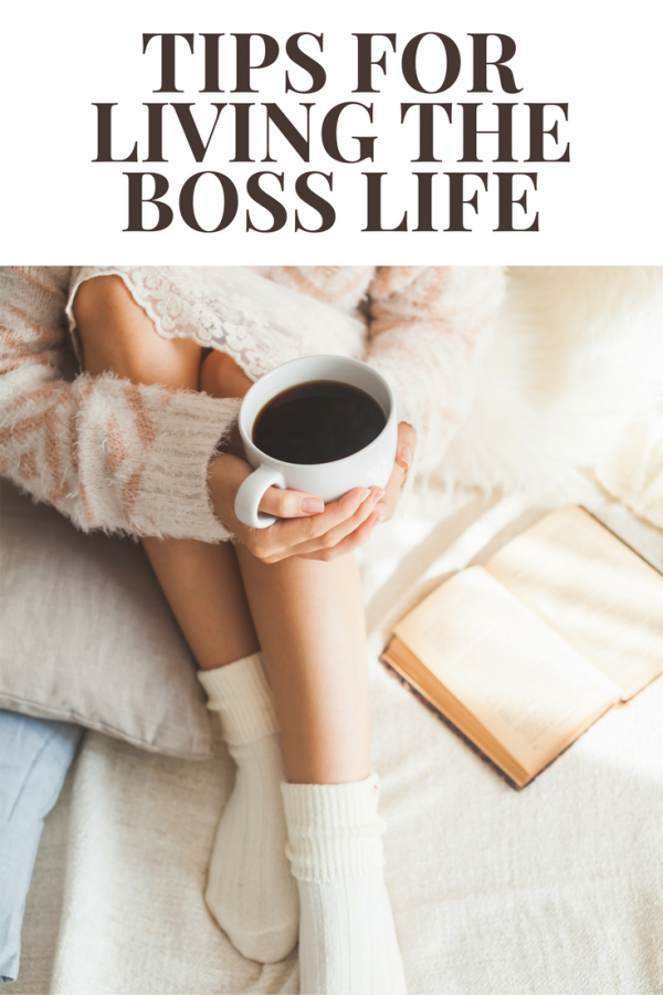 Emily Seagren and Tips for Living the Boss Life
