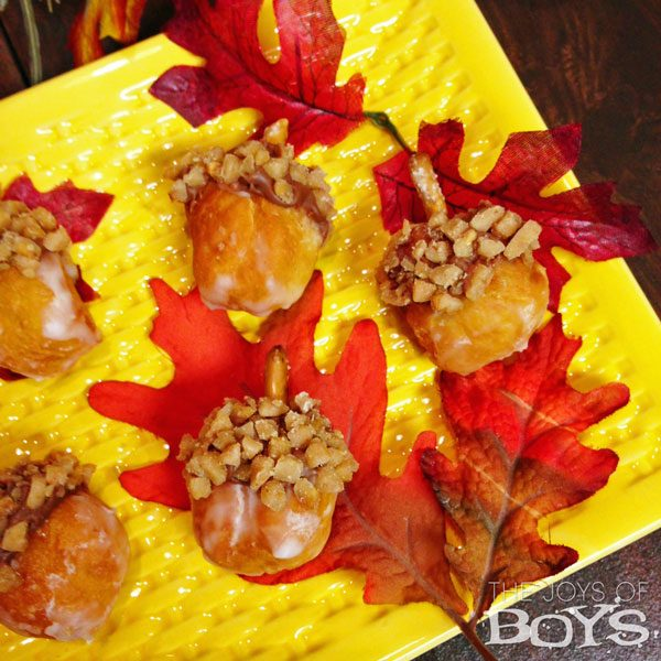 acorn-donuts-from-the-joys-of-boys