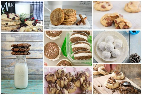 Favorite Cookie Recipes in Delicious Dishes Recipe Party #47