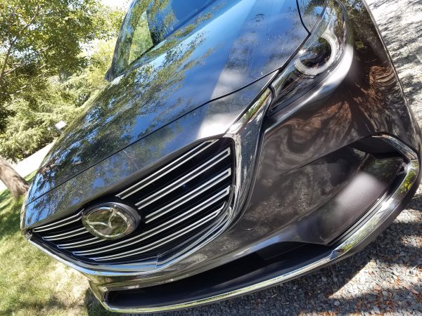 Family Road Trip in the 7-Passenger Mazda CX-9