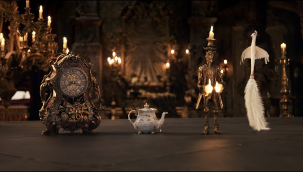 Beauty and the Beast Trailer and Images