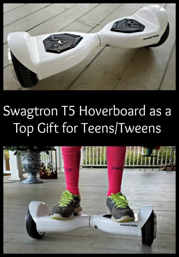 Swagtron T5 Hoverboard as a Top Gift for Teens and Tweens