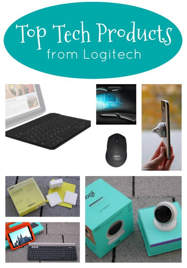 Top Tech Products from Logitech for Season of Wow