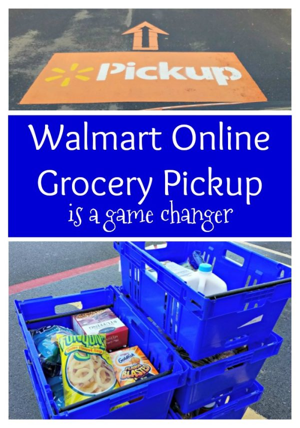 Walmart Online Grocery Pickup Is a Game Changer