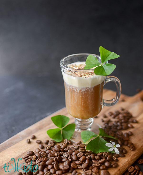 Irish Coffee from Tikkido
