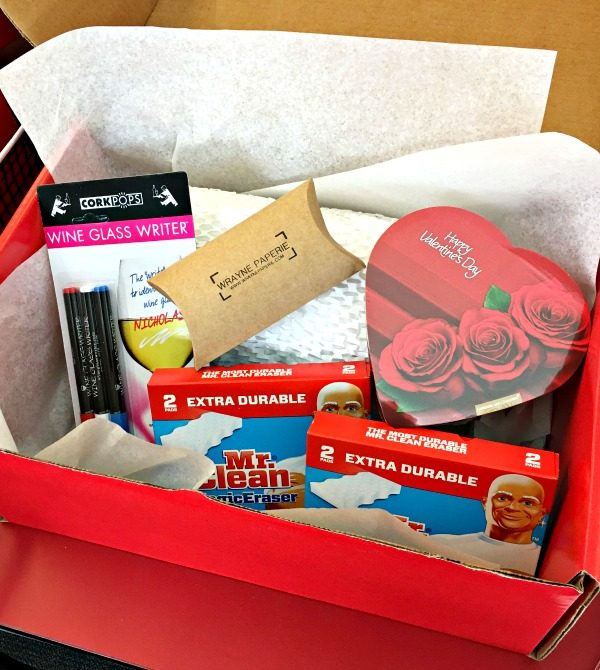 Mr. Clean Valentine's Day Prize Pack