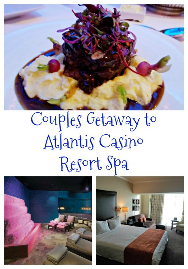 Couples Getaway to Atlantis Casino Resort Spa