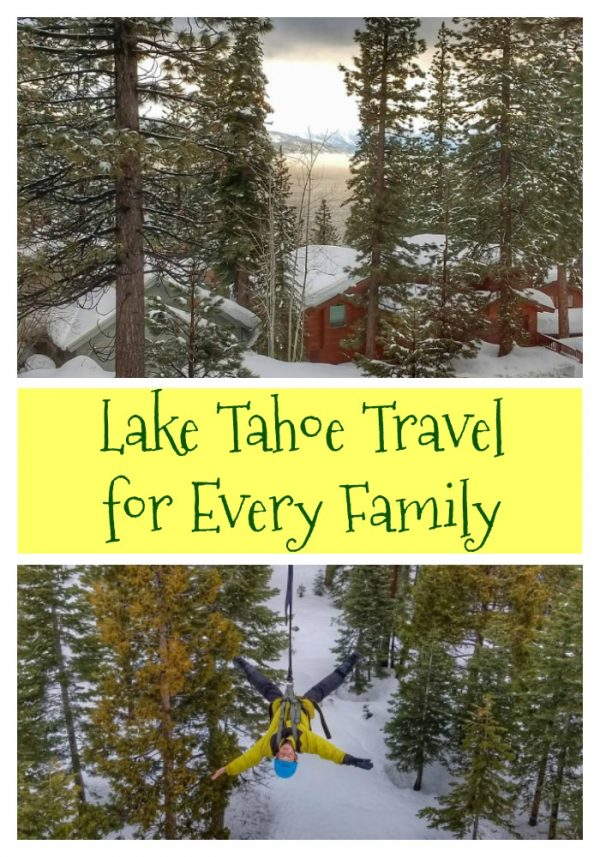 How to plan Lake Tahoe Travel for Every Family