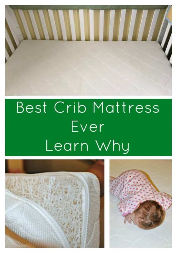 The best crib mattress ever - learn why!