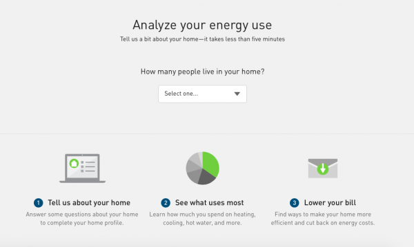 Lower Home Energy Costs with PG&E Tools
