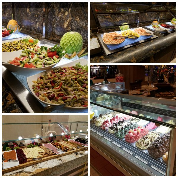 Toucan Charlie's Buffet & Grill at Atlantis Casino Resort Spa