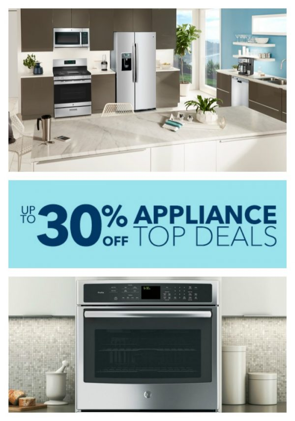 Major Appliance Sales Event at Best Buy