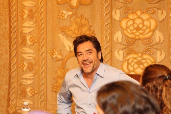 Javier Bardem as Captain Salazar