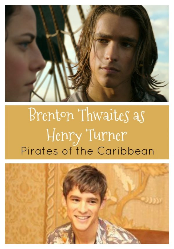 Brenton Thwaites talks on his role as Henry Turner in Pirates of the Caribbean: Dead Men Tell No Tales