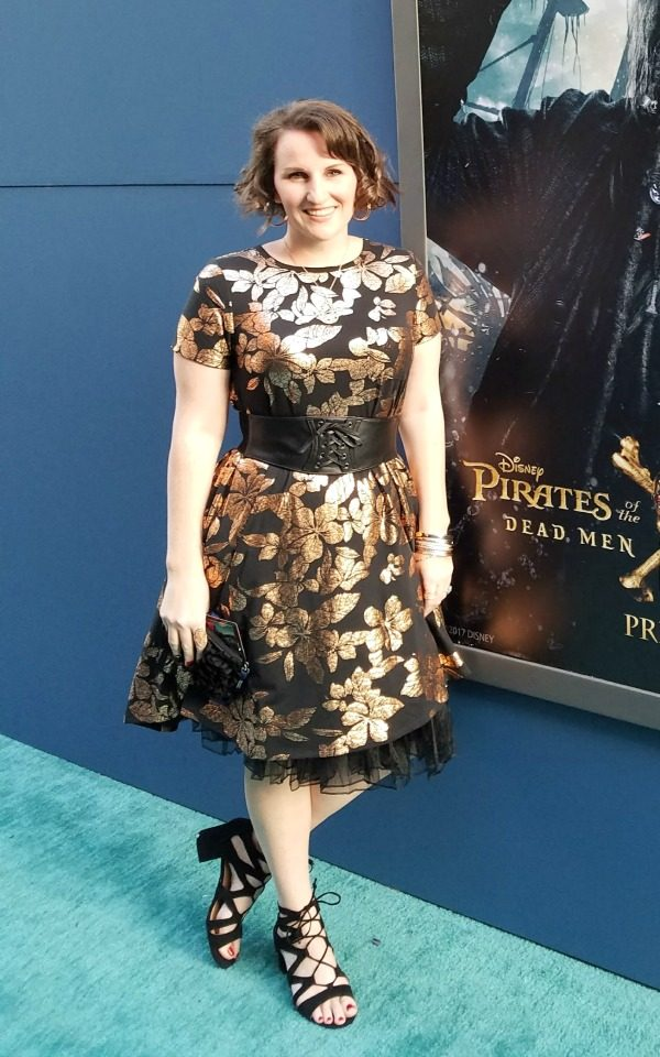 Pirates of the Caribbean: Dead Men Tell No Tales Movie Review and Red Carpet