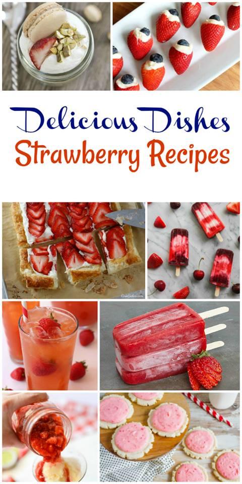 Yummy Strawberry Recipes