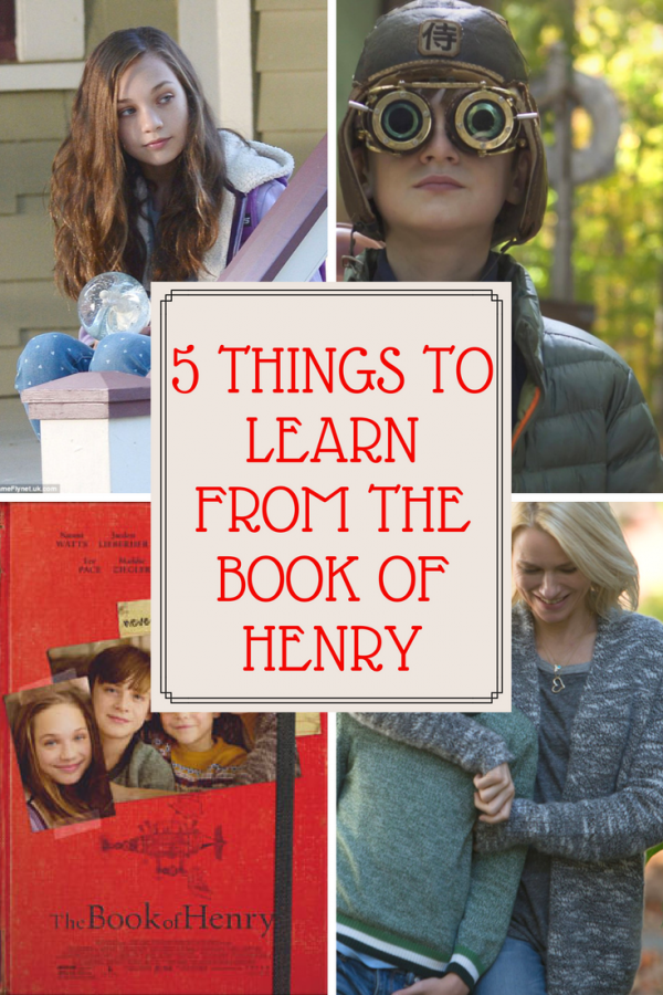 5 Things to Learn From The Book of Henry