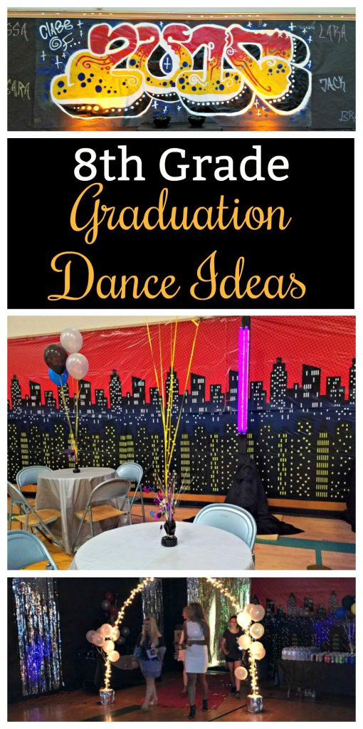 8th Grade Graduation Dance Ideas