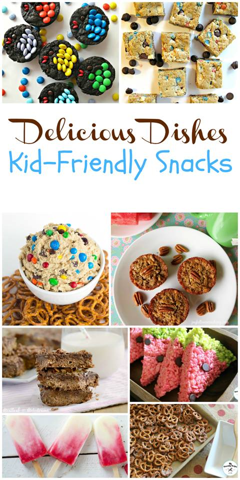 Kid-Friendly Snacks
