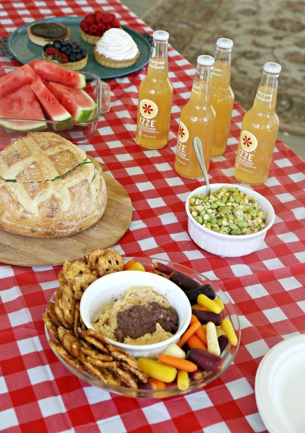 Summer Harvest Picnic