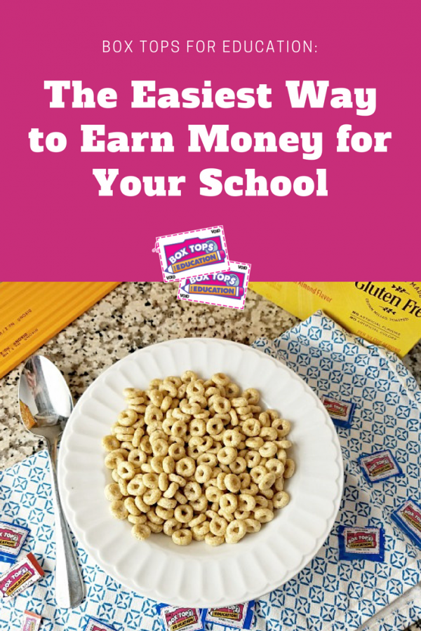 The Easiest Way to Earn Money for Your School