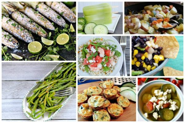Garden Veggie Recipes