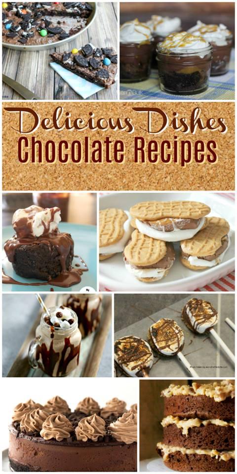 Yummy Chocolate Recipes