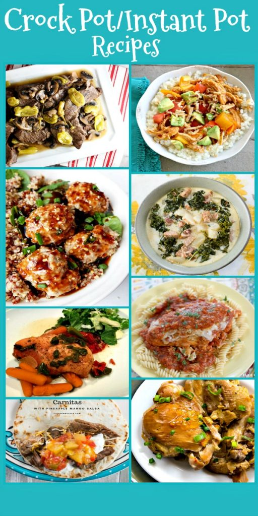 Slow Cooker and Instant Pot Recipes