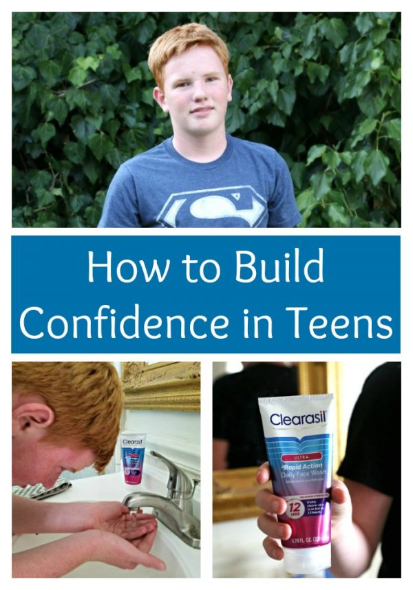 How to Build Confidence in Teens