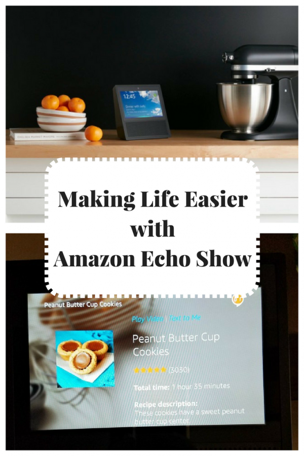Making Life Easier with Amazon Echo Show