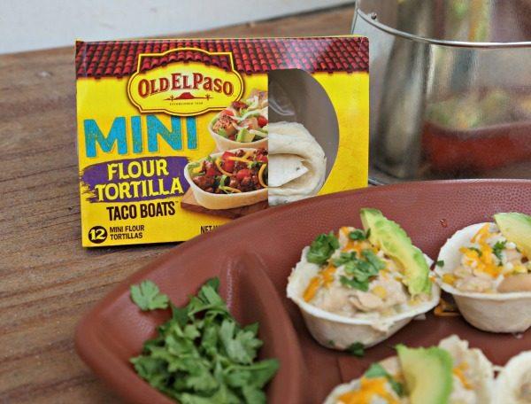 Instant Pot White Chicken Chili: Tailgating Chili Boats