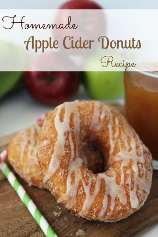 Apple Cider Donuts from Moms Need to Know