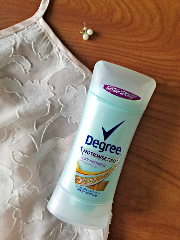 Don't Sweat the Small Stuff with 48-hour Antiperspirant Protection