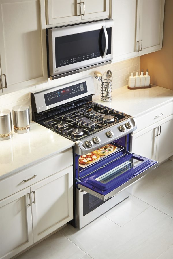 LG Appliances at Best Buy Will Help with Holiday Prep
