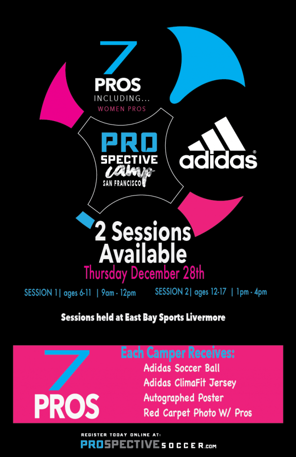 Train with the Soccer Pros