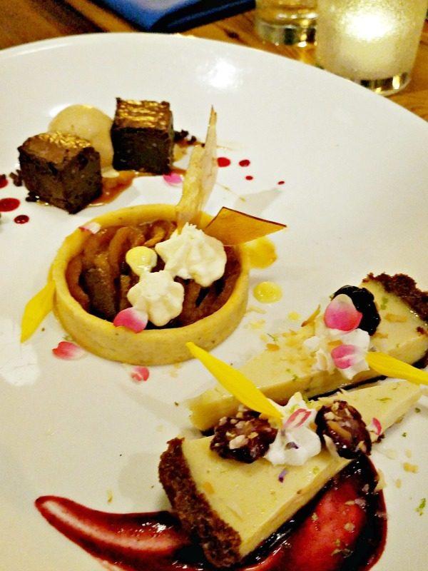 Pinpoint Restaurant Desserts