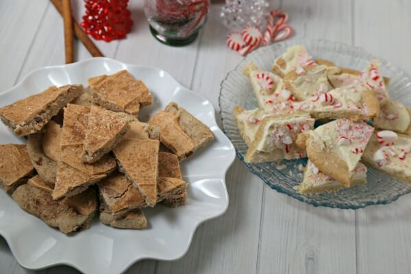 Snickerdoodle-Cookie-Bark-and-Peppermint-Cookie-Bark-2