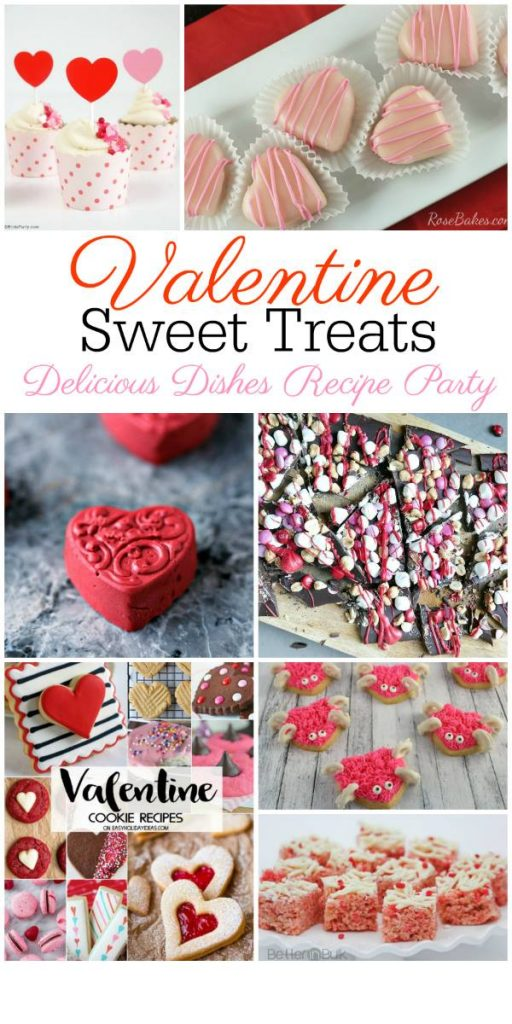 Valentine Sweet Treats