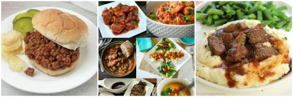Most clicked recipes from party 99