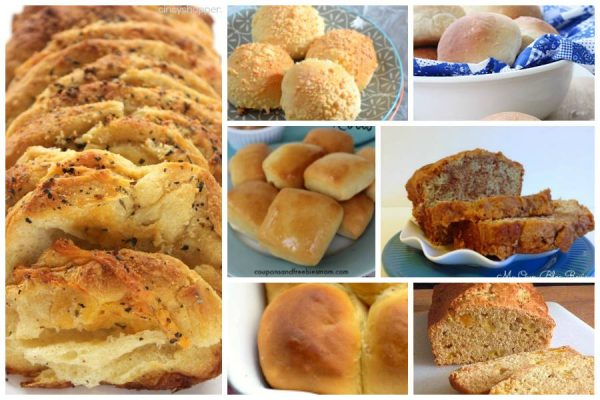 Homemade Bread Recipes