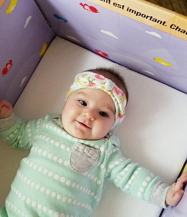 Free Baby Box for Safe Sleep with Baby Box University