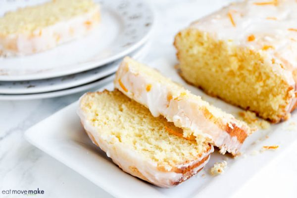 Lemon Pound Cake Muffins from Simply Stacie