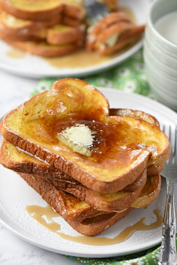 French Toast from Adventures of Mel