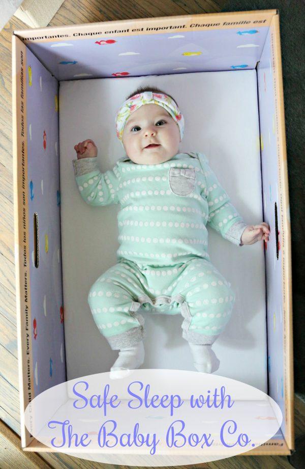 Safe Sleep with The Baby Box Co.