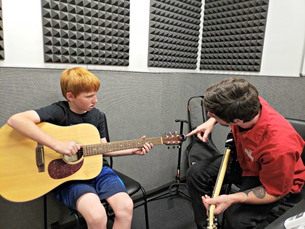 Why Choose Music Lessons at Guitar Center
