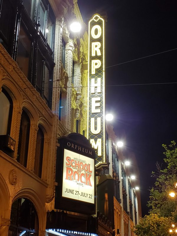 School of Rock the Musical Comes to San Francisco