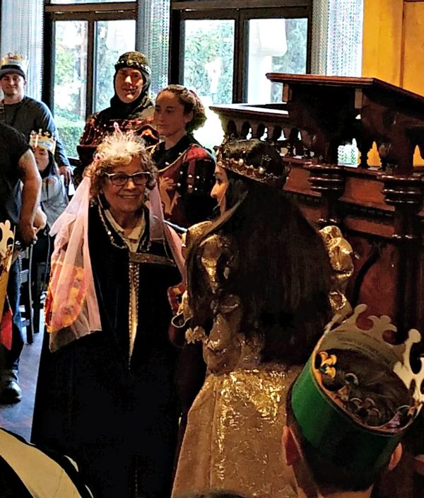 A Queen to Rule the Medieval Times Dinner and Tournament