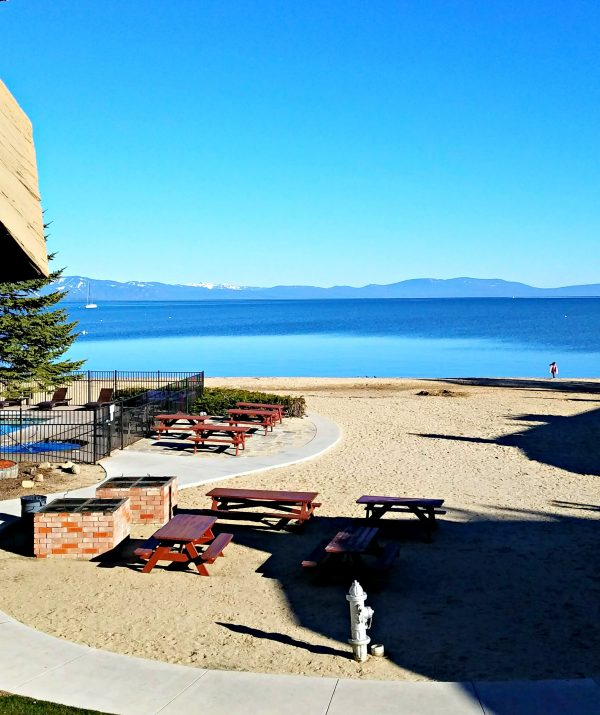 Lake Tahoe Lakefront Getaway at Tahoe Lakeshore Lodge & Spa
