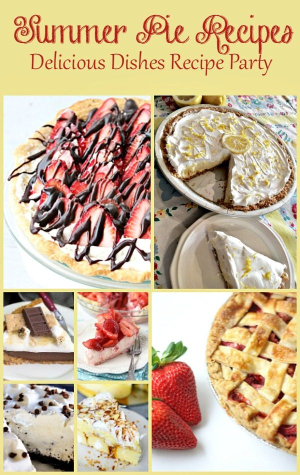 Summer Pie Recipes